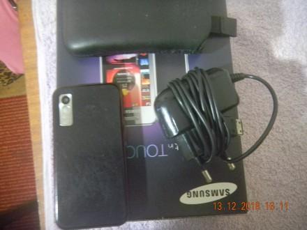 Безпроблемный красивый рабочий Телефон Samsung S5230 представляет собой стильный. Станично-Луганское, Луганская область. фото 6