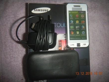 Безпроблемный красивый рабочий Телефон Samsung S5230 представляет собой стильный. Станично-Луганское, Луганская область. фото 2
