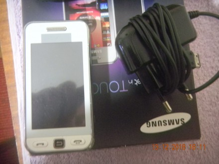 Безпроблемный красивый рабочий Телефон Samsung S5230 представляет собой стильный. Станично-Луганское, Луганская область. фото 7