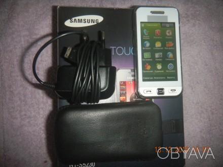 Безпроблемный красивый рабочий Телефон Samsung S5230 представляет собой стильный. Станично-Луганское, Луганская область. фото 1