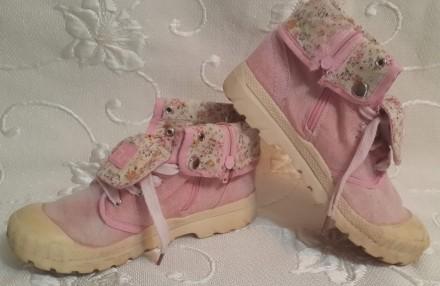 Стильные и модные кеды для девочки. Одесса. фото 1