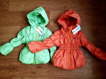 деми куртка ESTO Малыш распродажа на 1-1, 5 года. Краматорск. фото 1