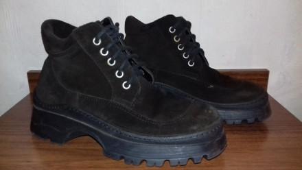 Женские ботинки демисезонные Pam, 36 размер. Киев. фото 1