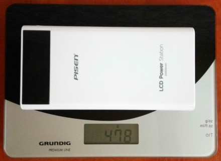 Внешний аккумулятор Power bank Pisen 20000 mAh ORIGINAL 100%. Модель TS-D199 с ж. Запорожье, Запорожская область. фото 8