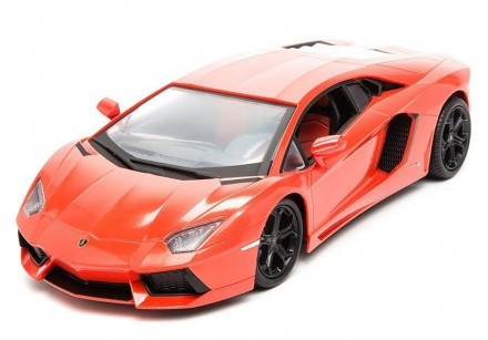 Автомобиль радиоуправляемый модель-Lamborghini Aventador LP 700-. Харьков. фото 1