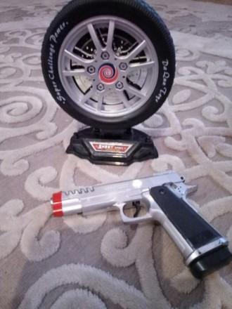 пистолет с колесом. Корюковка. фото 1