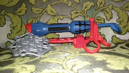 Пистолет Человека Паука. Павлоград. фото 1