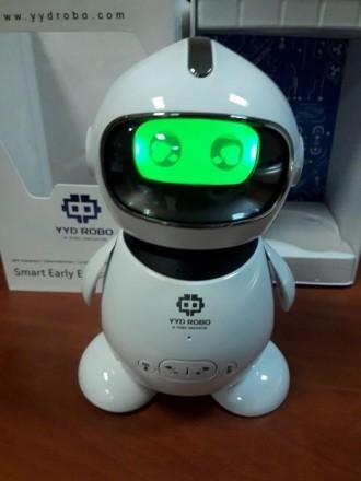 Новинка умный робот YYD ROBO(YYD idol) СУПЕР НОВИНКА. Киев. фото 1