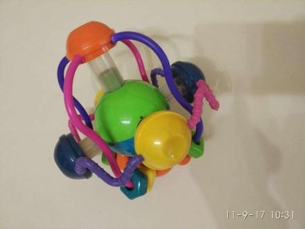 Развивающая игрушка. Головоломка. Бровары. фото 1