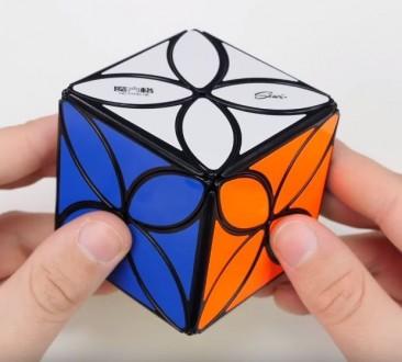 QiYi Mofangge Clover Cube, головоломка Клевер, кубик Рубика. Киев. фото 1