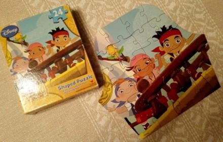 Пазлы Disney Jake and Neverland Pirates (Джейк и Пираты Нетландии). Киев. фото 1