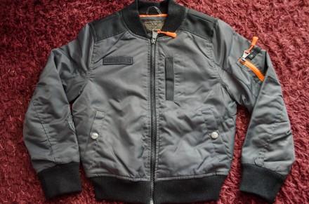 Куртка -пилот демисезонная Urban Repablic. Милитари. 8 лет. Киев. фото 1