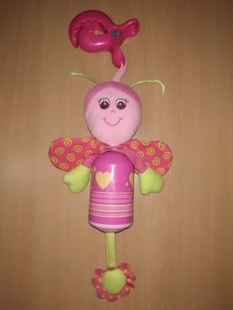 Бабочка-колокольчик Tiny Love