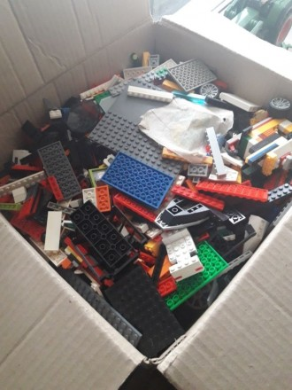 Конструктор Lego 5кг. Ковель. фото 1