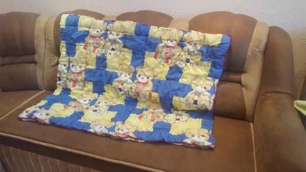 Одеяльце для малыша. Цена-80грн.. Бердичев. фото 1