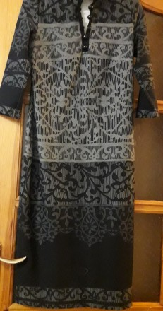 Трикотажное платье. Хмельницкий. фото 1