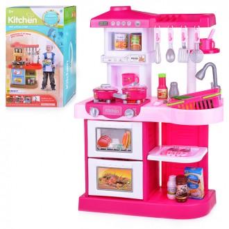 Детская кухня, 75 см высотой с водой, два цвета. Сумы. фото 1