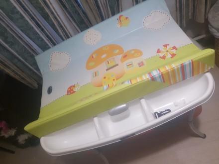 Продам пеленатор- ванночка. Одесса. фото 1