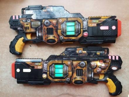 Іграшкова зброя WowWee Light Strike Автомат. Васильков. фото 1