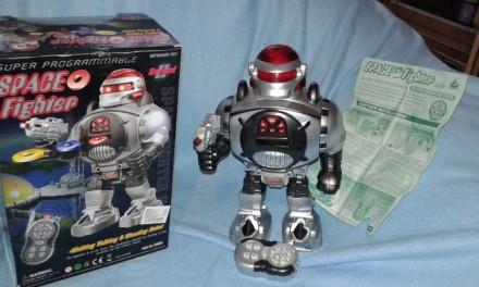 Іграшка Робот. Нетешин. фото 1