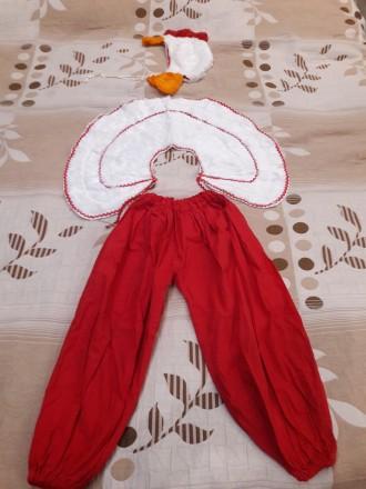 Новорічний костюм півника.. Киев. фото 1