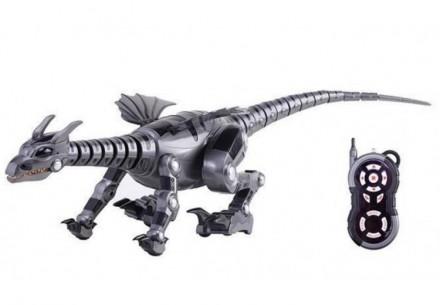 Робот-дракон на радиоуправлении. Киев. фото 1