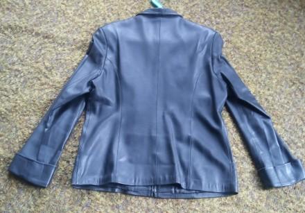 Женская кожаная куртка. Васильков. фото 1