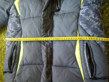 Тёплая курточка. Васильков. фото 1