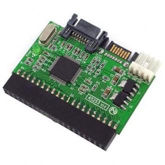 Конвертор IDE to SATA and SATA to IDE AgeStar (ISSI). Житомир. фото 1