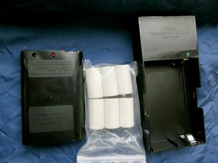 Canon Transistor Pack E Дополнительный аккумуляторный блок /. Киев. фото 1