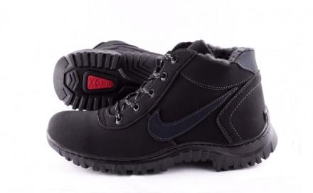 Мужские зимние ботинки-40,41,42,43,44,45. Марьинка. фото 1