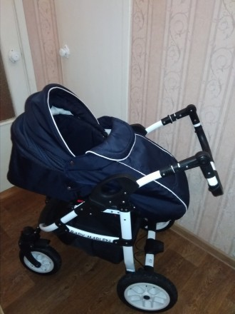 Дитяча коляска 2в1. Николаев. фото 1