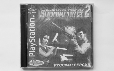Syphon Filter 2 (2CD) | Sony PlayStation 1 (PS1). Одесса. фото 1