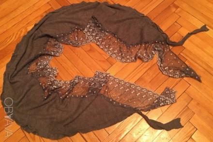 Изящный женский шарф, новый. Киев. фото 1