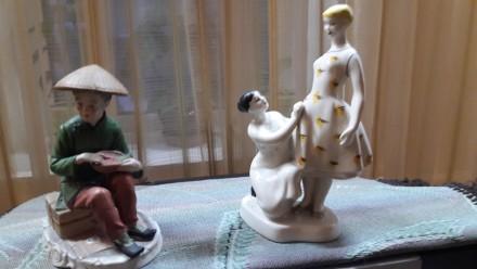 куплю статуэтки фарфоровые обмен. Житомир. фото 1