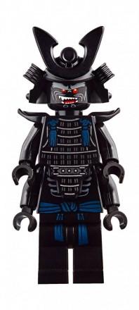 Бела Ниндзя 10799 конструктор Морской дьявол Гармадона Bela Ninja Ниндзяго. Хмельницкий. фото 1