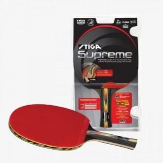 Профессиональная ракетка для настольного тенниса STIGA SUPREME. Одесса. фото 1