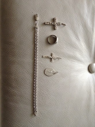 Продам срібний браслет. Тернополь. фото 1