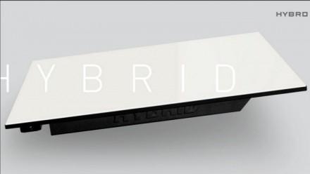 Продаю керамическую батарею Гибрид или Hybrid.  Хорошая штука как альтернатива. Киев, Киевская область. фото 3