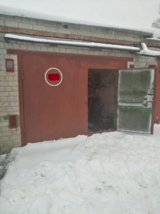 Продам гараж. Чернигов. фото 1