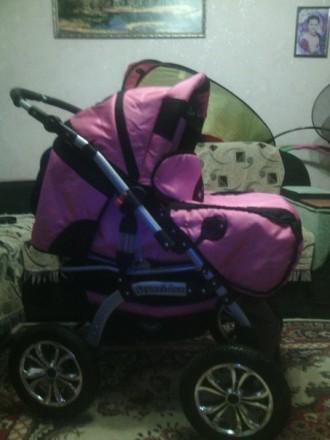 Детская коляска 2 в 1. Александрия. фото 1