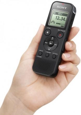 Диктофон цифровой Sony ICD-PX470. Чернигов. фото 1
