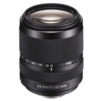 універсальний об'єктив Sony SAL18135 DT 18-135mm f/3.5-5.6 SAM. Мироновка. фото 1