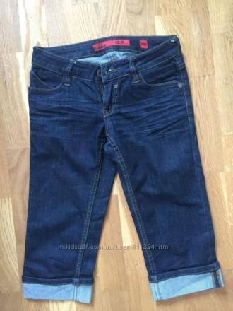Фірмові джинсові бріджи бриджи джинсы S. Oliver. Луцк. фото 1