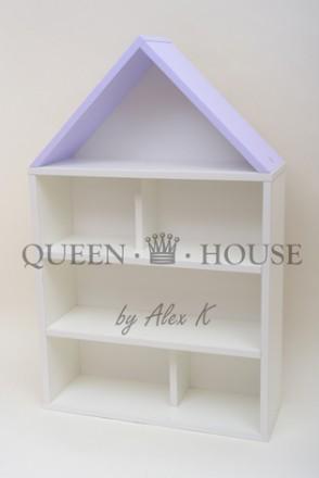 Домик для кукол Лол Queen House. Черкассы. фото 1