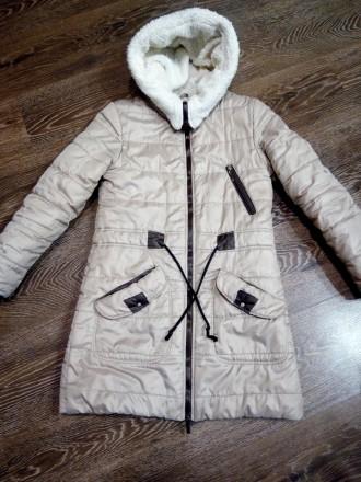 Зимняя куртка 152-158 р. Миргород. фото 1