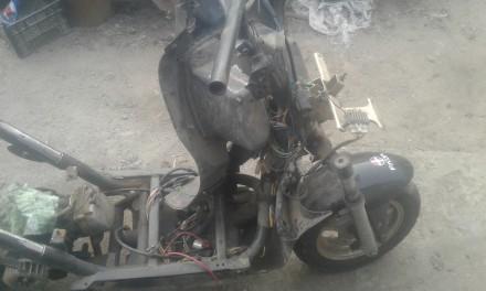 Продам скутер по запчастям. Каменка-Днепровская, Запорожская область. фото 6