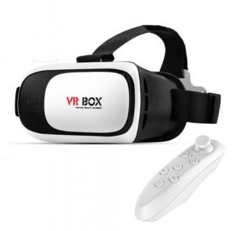 3D очки виртуальной реальности VR BOX + пульт. Коростень. фото 1