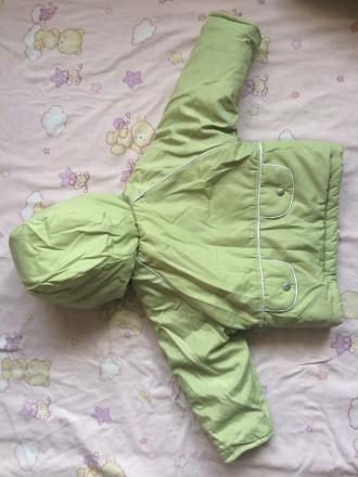 Зимовий костюм трансформер підійде дівчаткам і хлопчикам на вік від 6 місяців до. Винница, Винницкая область. фото 4