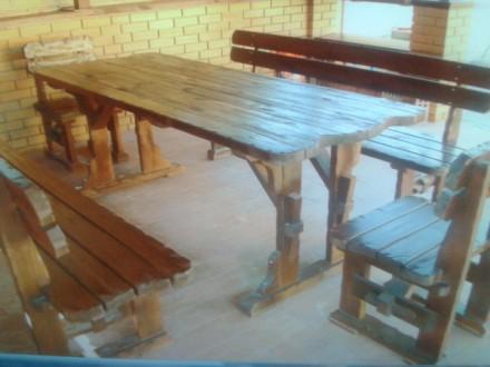 реставрация и изготовление мебели для улицы. Запорожье. фото 1